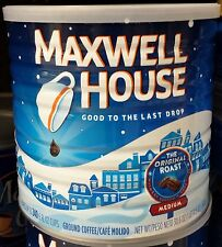 Maxwell House Ground Coffee Large Can Tub ~ One Can