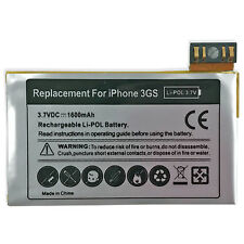 1600mAh New Battery Replacement For Apple iPhone 3GS 16GB 32GB 616-0431 616-0435