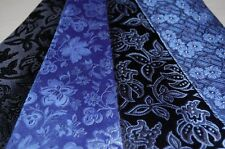 Paul Fredrick ties. New in the Box! FREE SHIP! Floral Patterns!