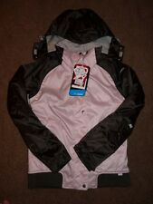 PINK ROXY TECH 5000 SKI JACKET COAT BNWT LARGE X LARGE