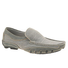 "NIB Call it SPRING""SERRAMO""  SHOES LOAFER SLIP ON GREY 8"
