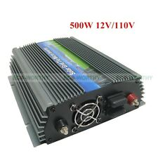 300W 500W 1KW micro grid tie inverter for solar home system W/ MPPT function ECO