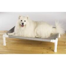 """Pipe Dreams Elevated Dog Pet Beds Cots 18"""" X 24"""" X  9"""" High"""