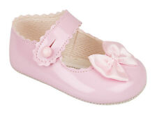 BABY GIRLS  BAR PRAM SHOES