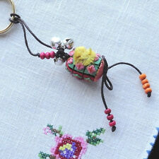 """Sapa"" Scissor Fobs or Keepers - Hand Crafted, Assorted Style and Colors"