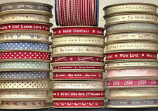 NEW LARGE SELECTION EAST OF INDIA RIBBON - 2 , 4 , 5 or 10 METRES