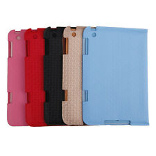 Deluxe Transformers Style Folio Folding Leather Case Cover Stand for iPad Mini