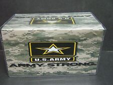 U.S. ARMY ARMY STRONG IMAGE #1 VINYL CHECKBOOK COVER