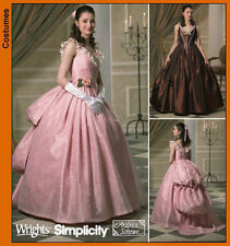 PHANTOM OF THE OPERA  Victorian DRESS Gown SIMPLICITY 4479 OOP SEWING PATTERN