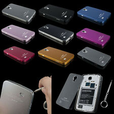 Luxury Ultra-thin All Metal Aluminum Cover Case For Samsung Galaxy S4 I9500