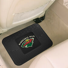Fanmats NHL Non Skid Backseat Durable Rubber Utility Floor Mat For Car