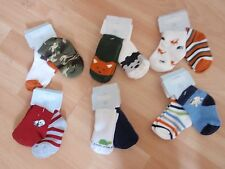 BOYS GYMBOREE SOCKS SZ 0-3, 3-6, 6-12, 2T-3T, 3-4 HIPPO, BEAR, PANDA, SURFER