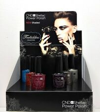 CND Shellac UV Gel - Choose Any Color from FORBIDDEN Fall Collections 2013