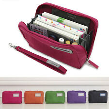 Handy Bankbook Pocket Cosmetic Pouch Organizer Bag Wallet Ver.3 Fulldesign