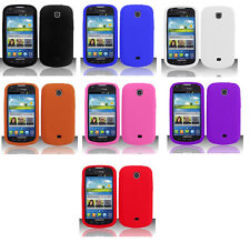 Silicone Gel Cover Case for Samsung Galaxy Stellar / Jasper / SCH-i200 Phone