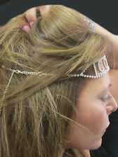 Stripper Lifestyle Submissive Rhinestone Head Chain This is definately Smokin