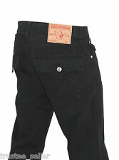 NWT True Religion Men's Ricky Super Cool Overdyed Twill Cotton Jeans Pants