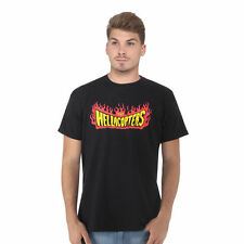 Hellacopters, The - Flames T-Shirt BLACK