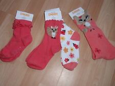 NWT GIRLS GYMBOREE SZ 3-4, 4-5  5-7, 8-10 YEARS FRIENDSHIP CAMP SOCKS, TIGHTS