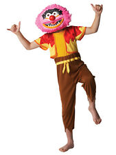 Child Licensed Disney Muppets Deluxe Animal Fancy Dress Costume Boys BN