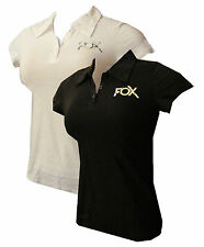 New Fox Racing Ladies Polo Shirt Szs XS/S/M/L/XL Womens tee top casual