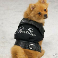 Casual Canine ROYALTY Dog Coat Jacket  PINK or BLACK Clearance Sale! Hurry!