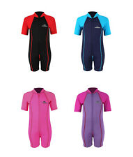 FR 3 - KIDS Wetsuit baby toddler infant childs children pool swim suit swimming