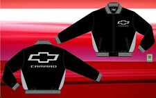 Camaro Jacket Light Weight Ripstop Nylon Zip Jacket Chevrolet Camaro Adult