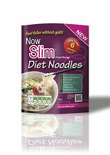 NOW SLIM DIET NOODLES, FROM NOW SLIM SLIMMING PILLS MAKER, NEARLY ZERO CALORIES