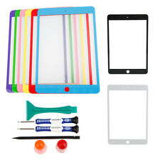 Color Replacement LCD Front Screen Glass Lens + 6*Tools for Apple iPad mini USA