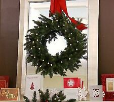 BethlehemLights Solutions BatteryOperated Wreath/Garland Clear & Multi-Colored