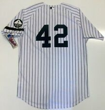 MARIANO RIVERA AUTHENTIC YANKEES JERSEY GMS & BS PATCH