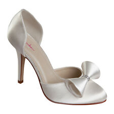 Brand New In Box 'Kerrie' Ivory Wedding Shoe by Rainbow Club £39.99