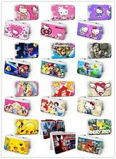 New Cartoon Protective Hard Case Cover Skin For Nintendo DSI XL 12 pictures