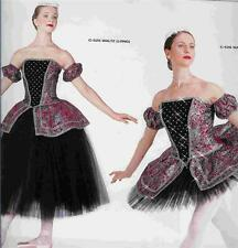 Waltz525 Professional Ballet Pageant Outfit of Choice Competition Dance Costume