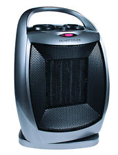 Electric Ceramic Heater Fan Wind Hot Cold 2 Level
