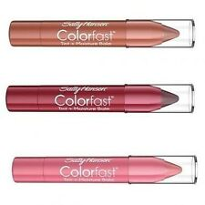 Sally Hansen Colorfast Tint + Moisture Balm / Choose Your Shade!
