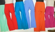NWT Lowrider MATTE SPANDEX JAZZ PANTS MANY COLORS Ladies Child