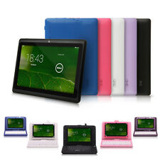 """iRulu 7"""" Android 4.1 Tablet Capacitive Dual Camera Cortex A9 1.2GHz + Keyboard"""