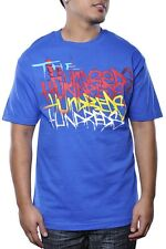 The Hundreds The Seventh Letter Collab Graffiti Art Tag Paint Script Tee Shirt