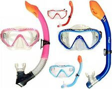 SK - SILICON TBF KIDS - MASK and SNORKEL SET - SILICON - Two Bare Feet