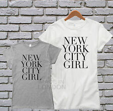 New York City Girl More Issues Than Vogue Fashion T Shirt Top Ladies Women