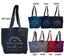 Marc by Marc Jacobs Eco Tote Book Cotton Bag MANY COLORS