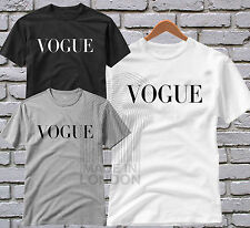 More Issues Than Vogue Hipster Swag Fashion Funny T Shirt Top Girls Womens Mens