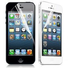 NEW CLEAR LCD FRONT TOUCHSCREEN PROTECTOR SCREEN GUARD FOR APPLE IPHONE 5 5C 5S