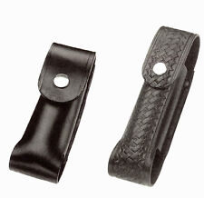 Leather Police Security Tear Gas Mace Chemical Pepper Spray Holder Case MK3 MK4