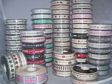 Stockist of Berisford Printed Ribbon Wedding Patterns Text Word Gifts Wording