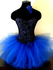 TWILIGHT Ballet Christmas 5 Layer Tutu Dance Costume New Child M,L Adult L,XL