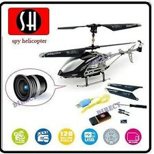 SH-6030 C7 Gyro 3.5CH Helicopter With Camera and 1GB SD Card