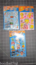 LOONEY TUNES BOBBLE STICKERS: MTWEETY, BUGS OR MARVIN THE MARTIAN $3.50 EACH